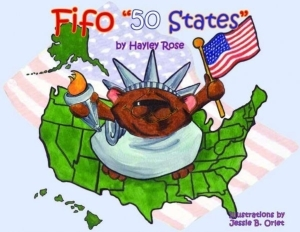 Fifo 50 States - Book Cover