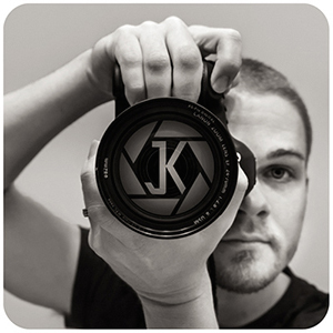 Johnny-Kerr-Self-Portrait-and-Logo