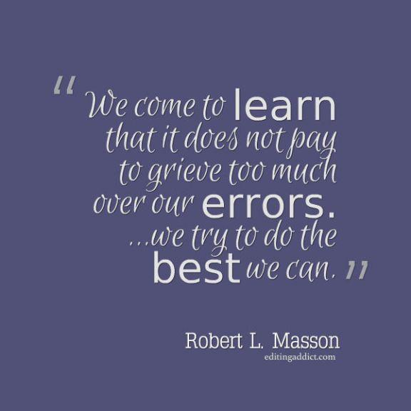 Robert L. Masson quote