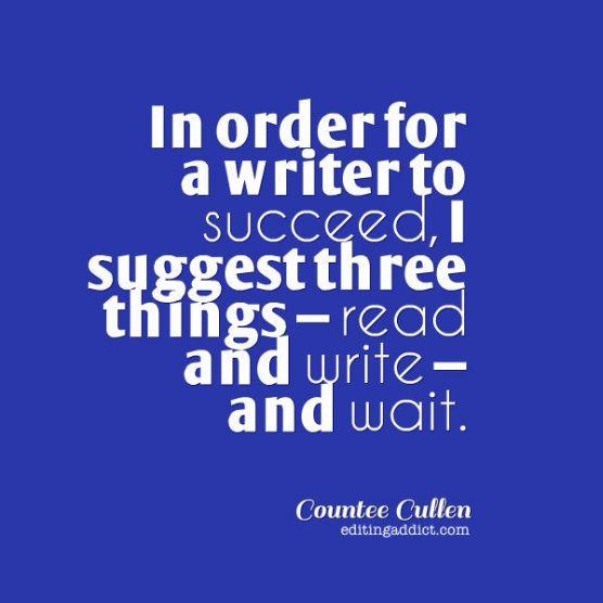 Countee Cullen read write wait