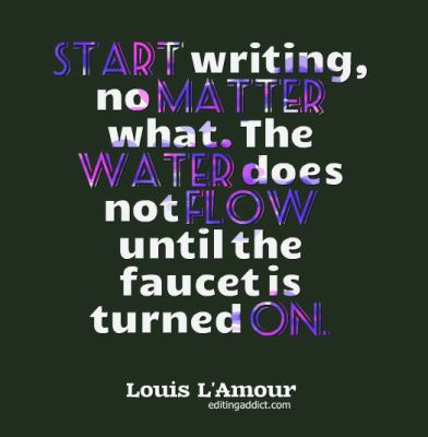 quotescover-JPG-20 Louis L'Amour start writing