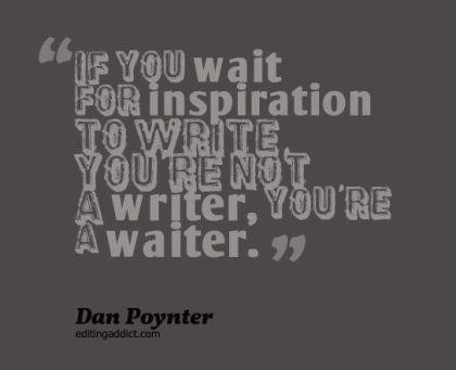 quotescover-JPG-46 Dan Poynter inspiration waiter