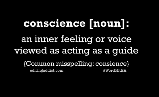2016 WordHit.008 conscience