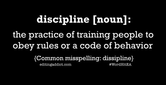 2016 WordHit.012 discipline