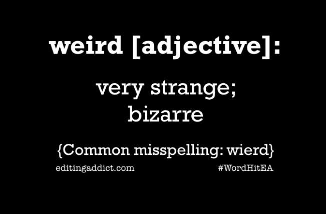 2016 WordHit.052 weird
