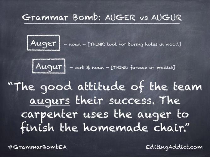 Grammar Bomb1724.006_Auger vs Augur
