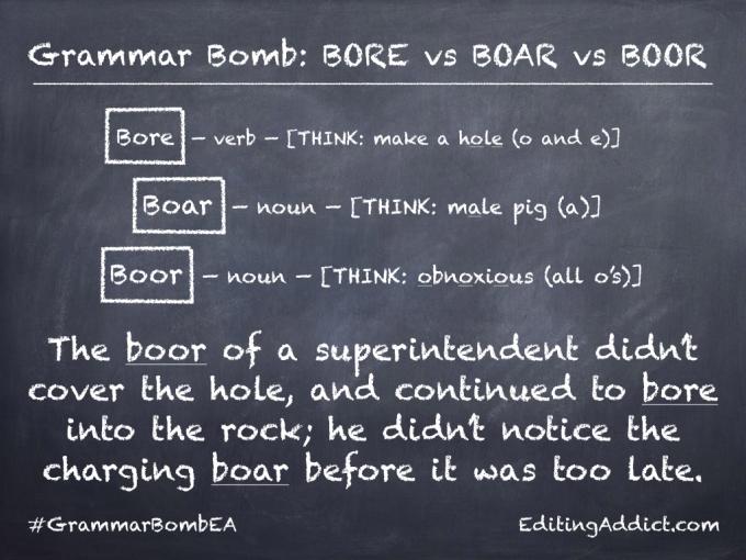 Grammar Bomb3.001