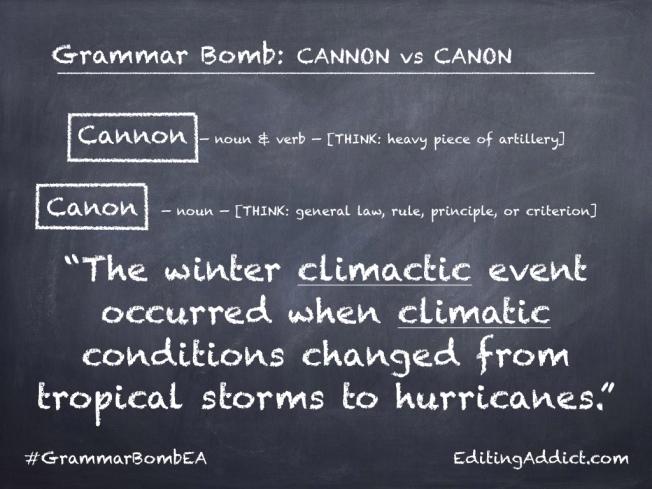 Grammar Bomb32.001_Cannon vs Canon